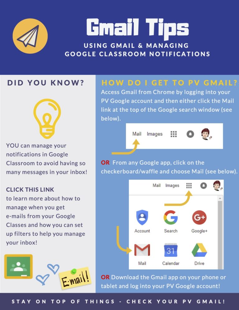 Gmail Tips